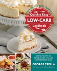 Quick & Easy Low-Carb Cookbook by George Stella